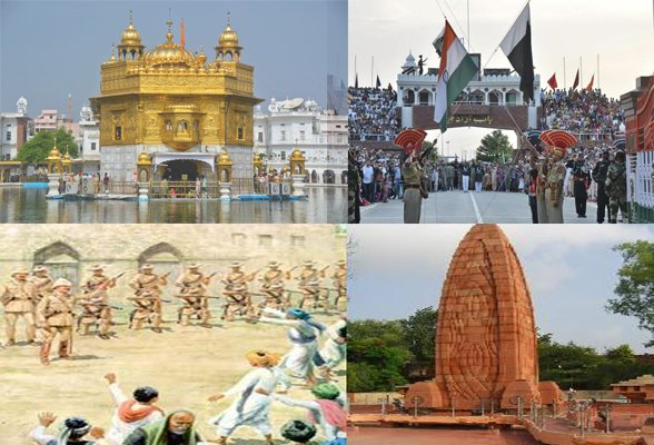 Amritsar- The Golden City